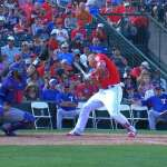 MLB》楚奧特被K中頭退場 大谷翔平第2安出現