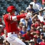 MLB》大谷翔平打擊沒發揮 18打數僅2支安打