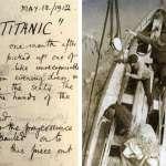 抬起泡水屍體,手臂就這樣整隻斷了…百年前「鐵達尼號」末艘救生艇影像曝光,張張震撼!