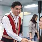 宜蘭縣議長要求陳歐珀民調追平林姿妙 洪耀福:候選人要展現整合誠意