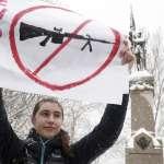 離開教室17分鐘》受夠槍枝暴力,全美中學生串連罷課:「我們有免於恐懼的權利」