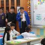 「小遊戲玩這麼久其實滿無聊的」柯文哲化身英語老師 推動北市中小學雙語教學計畫