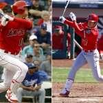 MLB》大谷翔平打不到內角球 教練:縮短揮棒幅度與抬腿高度