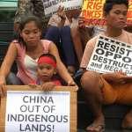 抗議中國「水電外交」!菲律賓民眾抵制中資大壩