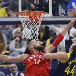 NBA》暴龍10連勝居東區龍頭 德羅森:利用小細節取得優勢