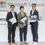 聶永真現身台灣微軟活動,分享 Surface Book2 的使用感想