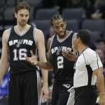 NBA》遭NBA波特蘭拓荒者釋出 西班牙老將賈索還想打