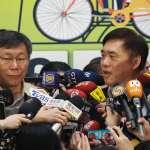 郝龍斌建議重發敬老金 柯文哲:不發選票有傷,但政治要有一點理想性