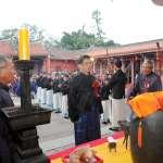 台南孔廟春祭典禮 循古禮儀式肅穆隆重