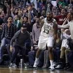 NBA》莫里斯終場前1.2秒三分球 綠衫軍氣走雷霆