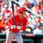 MLB》大谷翔平生涯首安出爐 運動家跟天使說再見