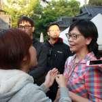 「你頭裝在我的身體,不會很怪嗎?」路權轉讓爭議 蔡壁如與獨派青年激辯