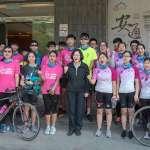 蔡英文巧遇香港學生團 留言「台灣歡迎你們」