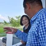 力推觀光、前瞻、都更、能源轉型 蔡英文:台灣經濟靠內需