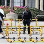 防憲兵遭砍重演 總統府編列1168萬元設景觀圍籬