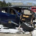 特斯拉半自動駕駛失控 38歲蘋果華裔工程師車禍罹難