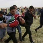 血腥鎮壓加薩走廊》美國當靠山,以色列拒絕聯合國調查 國防部長:我們的軍隊應該受到讚揚