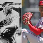 MLB》大谷翔平追隨貝比魯斯腳步 實現99年來二刀流夢想