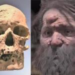 考古團隊重建2.8萬年前「遠祖智人」面貌,竟全臉長滿纖維瘤!學者揭開他的身世之謎...