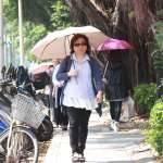 台北中午創下34.3度高溫!氣象局:明起全台各地降溫且轉有雨天氣