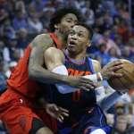 NBA》威斯布魯克再拿大三元 雷霆驚險擊敗鵜鶘