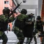 強化首都衛戍應變,憲兵202指揮部增加限制空間作戰訓練
