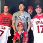 MLB》大谷翔平首轟球 9歲天使迷拾獲