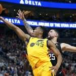 NBA》人小志氣高 爵士艾克森蓋掉快艇季後賽希望