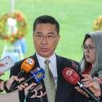 兩韓對話不設政治前提 徐國勇:兩岸和平對話最好方式