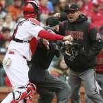 MLB》好壞球引爆衝突 莫里納暴怒要揍響尾蛇教頭