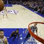 NBA》76人上季28勝本季50勝 季前沒人相信能打季後賽