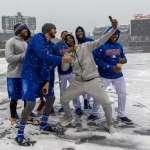 MLB》小熊主場開幕戰因雪延後 同城白襪卻能完賽?
