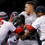 MLB》比賽接連拳頭相向 觸身球惹禍上身