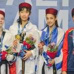 台灣跆拳道第一人 羅嘉翎世青少連兩屆摘金