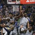 NBA季後賽》睽違14年再進季後賽  灰狼能否上演老八傳奇?