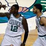 NBA季後賽》厄文缺陣也無妨 綠衫軍延長賽斬公鹿