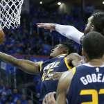 NBA季後賽》爵士想突破季後賽首輪 進攻必須有所突破