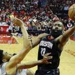 NBA季後賽》火箭被看好能奪冠 卻在首輪遭遇危機?