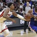 NBA季後賽》熱火團隊鬧內鬨 懷塞德不滿教頭調度