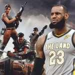 NBA季後賽》眾多球星都瘋「要塞英雄」 詹皇兒子也要老爸加入