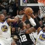 NBA季後賽》馬刺永不放棄扳回一城 刺迷看到都哭了