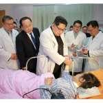 金正恩:「請代向習近平同志表達慰問之意!」中國旅行團在北韓車禍釀36死,北韓領導人親自慰問傷者
