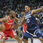 NBA季後賽》單節50分壓垮灰狼 火箭後段升空取勝