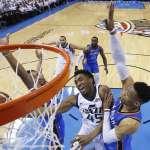 NBA季後賽》爵士米契爾放話 第6戰解決雷霆