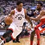 NBA季後賽》賽前為多倫多恐攻默哀 暴龍在主場聽牌