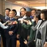 2018新北市長選舉》「榮譽主委」開火了!游錫堃:侯友宜以前對環保做了哪些事?