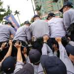 孫慶餘專欄:政府只會說「不在暴力下低頭」嗎?