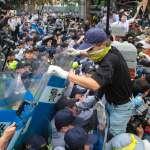 葉耀元專欄:「八百壯士」算不算是公民不服從?