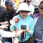 八百壯士46人獲釋 女怒:我看起來像暴民嗎?
