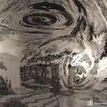 【影音】宛如幻境!日裔藝術家用麥克筆畫出360度奇幻世界!